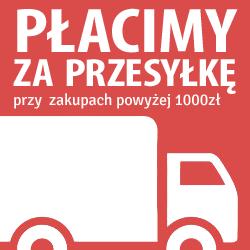 Darmowa dostawa przy zakupach powyżej 1000zł